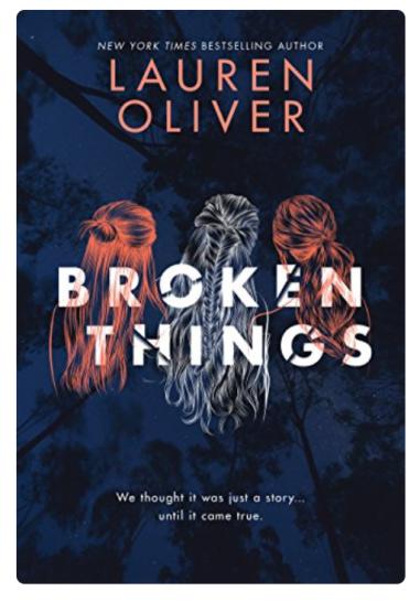 Broken Things (YA FIC)